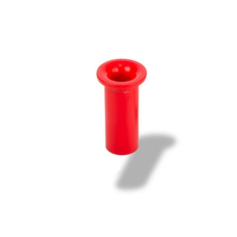 Collettore silenziatore d'aspirazione L. 22 mm