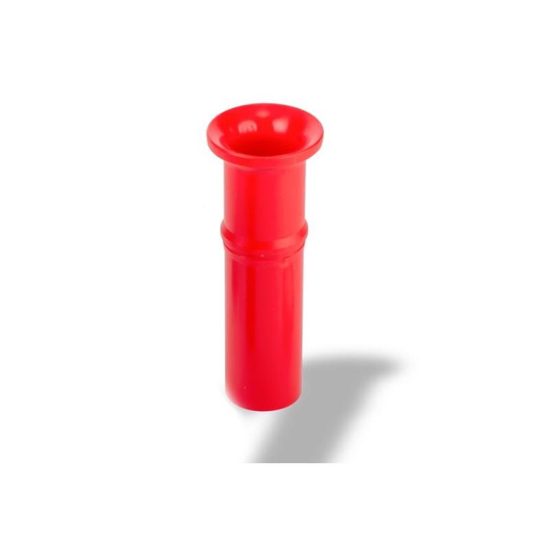 Collettore silenziatore d'aspirazione L. 29 mm