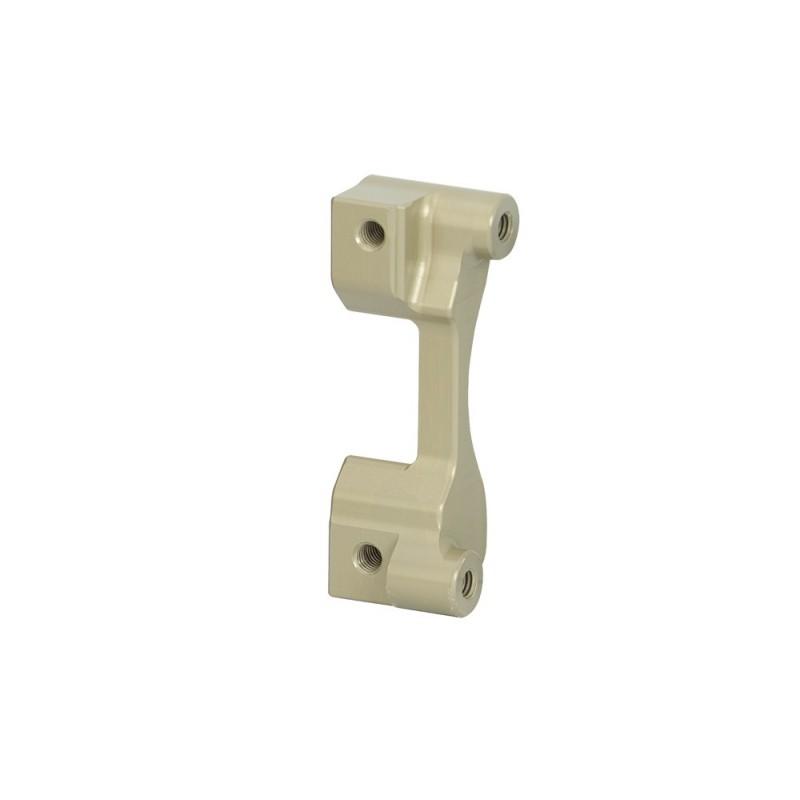 Supporto pinza posteriore disco Ø 180 mm (supporto assale eccentrico 5 mm)