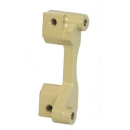 Supporto pinza posteriore disco Ø 180 mm (supporto assale eccocentrico 10 mm)