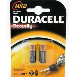 PILA DURACEL 12 V.SECURUITY CELL