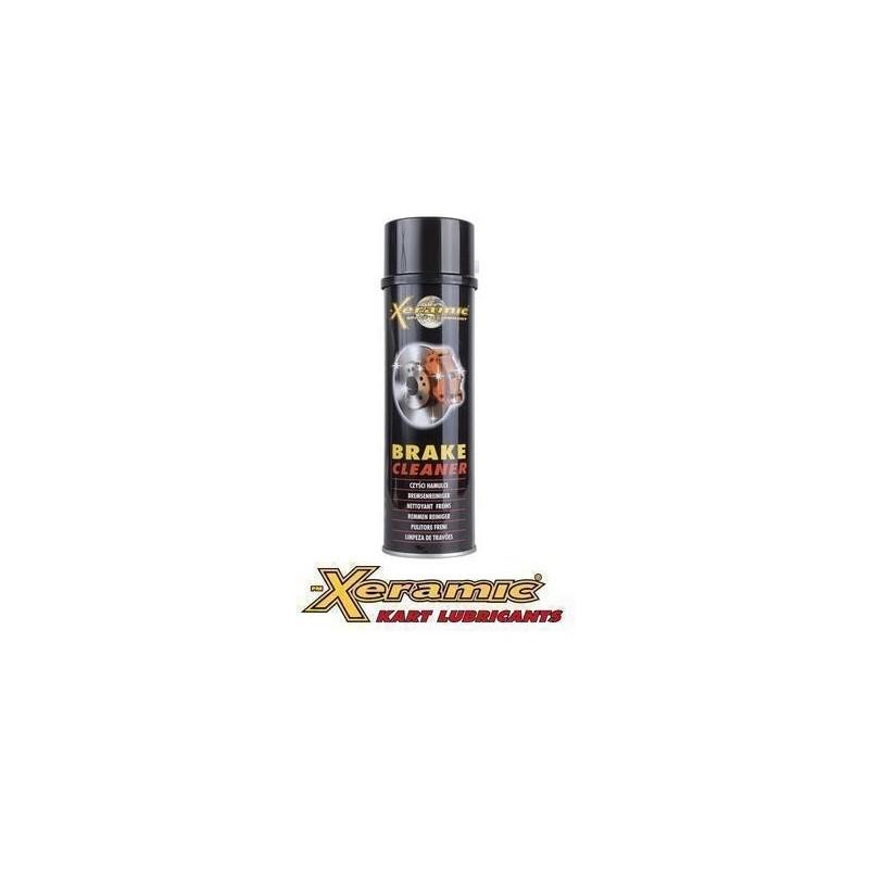 XERAMIC SPRAY LIMPIA FRENOS 500 ml.