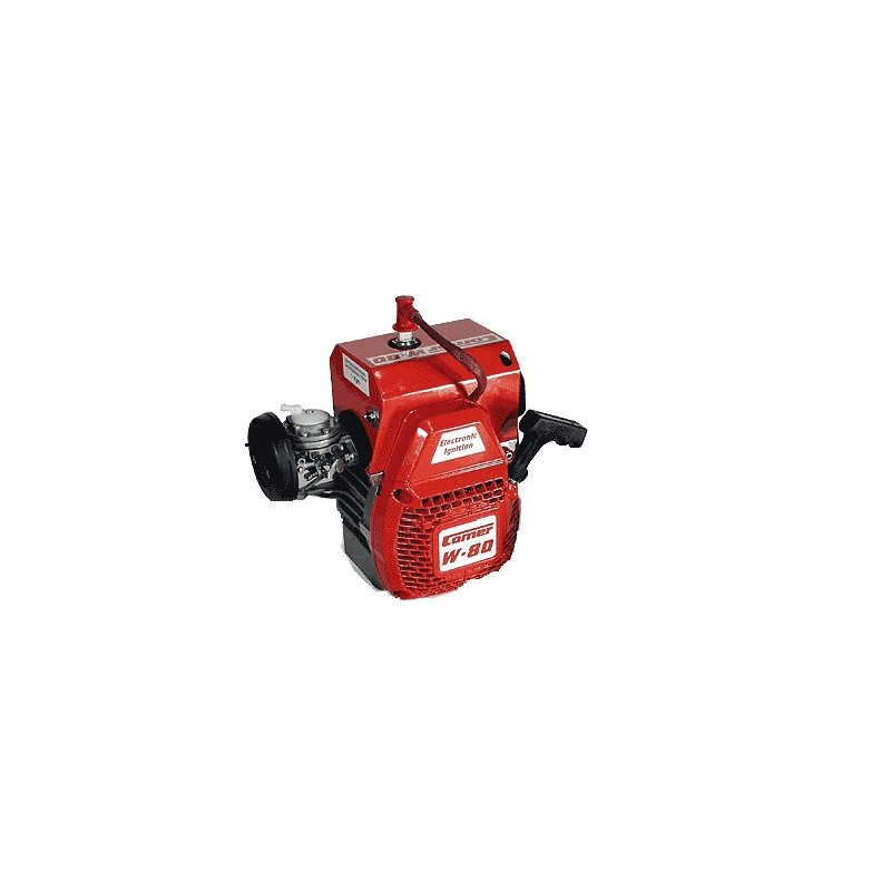 MOTOR COMER W-80 ARRANQUE MANUAL Y ELECTRICO