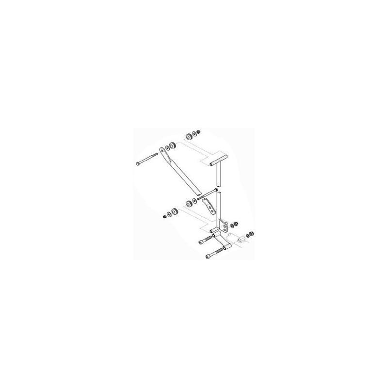 SOPORTES RADIADORx-30 L 410