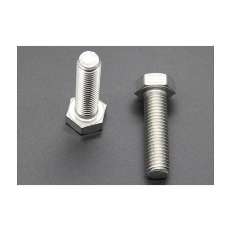 HEX.SCREW ISO 4017 - M8X30 - 10.9