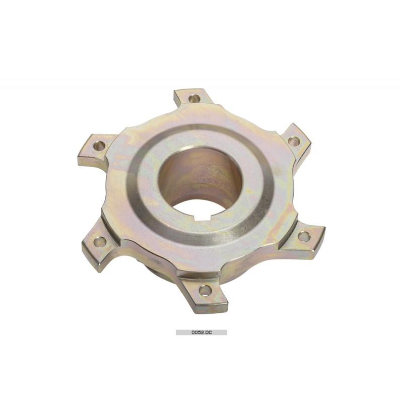 Mozzo MG Ø 40 mm                                                                 per disco freno Ø 206 autoventilante