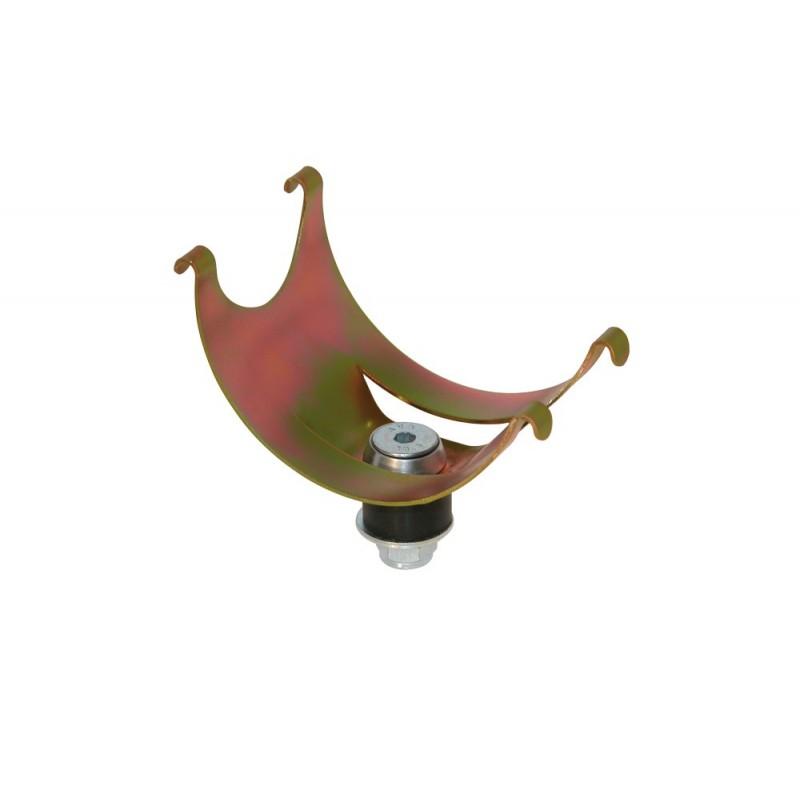 Culla porta-marmitta Ø 120 mm