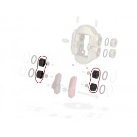Pistoncino pinza freno anteriore KZ BSS