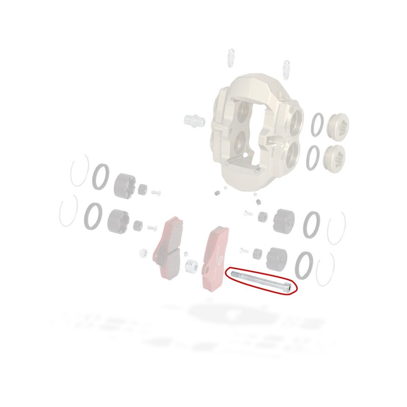 Spina pastiglia anteriore KZ BSS