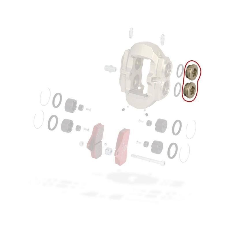 Tappo pinza anteriore KZ BSS