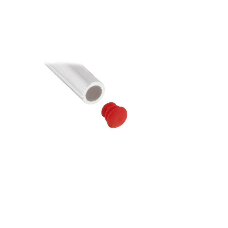 Tappo pedale Ø 12 mm Rosso