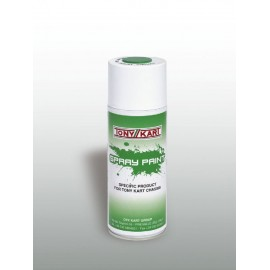 Bomboletta spray colore verde
