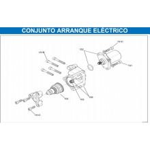 ARRANQUE ELECTRICO MINI X30